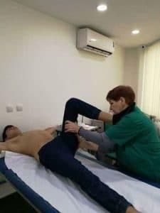 мануална терапия
