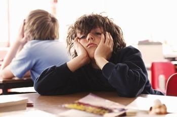 липса на концентрация при деца
