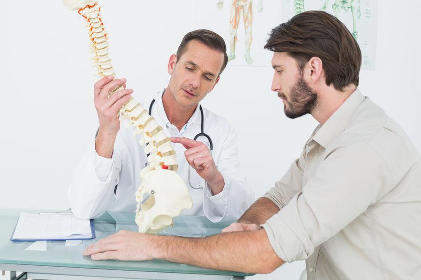 специалист по гръбначен стълб